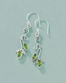 GaelSong Jewelry | GaelSong Exclusive! In a quiet clearing in the forest, a delicate ...