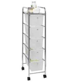 For vegetable storage in pantry under counter argos 9 - Bathroom storage on wheels ...