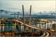 Vladivostok, Russia -- Curated by: Ecora Engineering & Resource Group | 579 Lawrence Avenue Kelowna BC v1y 6l8 | 250-469-9757