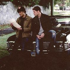 is Radio, rediscovered - A Very Supernatural Road Trip () by armide John Winchester, Winchester Supernatural, Supernatural Quotes, Supernatural Seasons, Winchester Brothers, Supernatural Fandom, Dean Winchester Season 1, Sherlock Quotes, Sherlock John