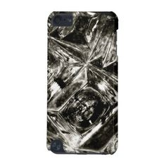 Abstract Art Black Ice iPod Touch 5g iPod Touch 5G Case - patterns pattern special unique design gift idea diy