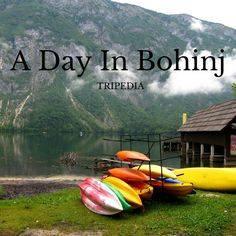 One day in Bohinj