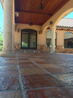 Get Saltillo Tile right from the source - Rustico Tile and Stone. We ship worldwide and offer discount prices for handmade Saltillo floor tile. Get a Quote. Spanish Flooring, Spanish Tile, Quarry Tiles, Floors And More, Tile Flooring, Terra Cotta, Rustic Style, Outdoor Living, Mexican