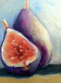 Fig Sketch by artonthemenu