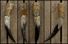 Wodenswolf: Norse Arts and Design | Bone and Horn Carvings