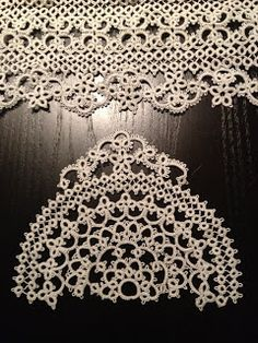 A tatting blog used to connect to and stay in touch with the global tatting community.