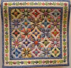 Second place in the Miniature Quilts Category | Flickr - Photo Sharing!