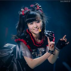 Moa - Metal ( Moa Kikuchi ) Babymetal