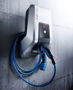 Electric Car Charger #ProductDesign #IndustrialDesign