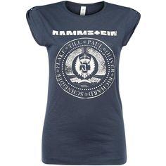 T-Shirt Manches courtes Rammstein »Est. 1994« | Dispo chez EMP | Plus de Manches courtes Merchandising de groupes sur notre site en ligne ✓ Prix imbattables !