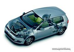 Volkswagen Golf 4Motion - Motor 66