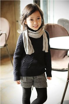 My kid will dress like this ♥
