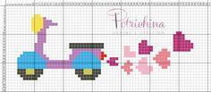 potrichina | SCHEMI PUNTO CROCE