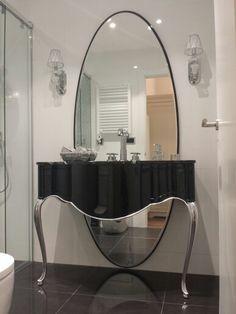 Baño clásico-moderno. Ha quedado espectacular!