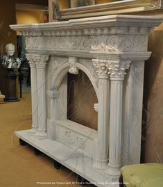 7 Simple and Impressive Tricks Can Change Your Life: Fireplace With Tv Above Rugs Usa open fireplace layout.Fireplace Design Hide Tv fireplace and tv next to each other.Limestone Fireplace With Tv Above. Marble Fireplace Mantel, Stone Fireplace Surround, Tall Fireplace, Simple Fireplace, Candles In Fireplace, Fireplace Bookshelves, Shiplap Fireplace, Limestone Fireplace, Concrete Fireplace