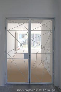 steel door made by Kuznia Zagorski