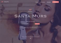 "Check out my @Behance project: ""Santa Murs Landing Page."" https://www.behance.net/gallery/55408725/Santa-Murs-Landing-Page"
