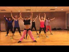 """ON THE FLOOR"" Jennifer Lopez - Dance Fitness Workout Valeo Club - YouTube"