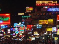 Khao San Road. And a whole lot more Thailand Info @ http://islandinfokohsamui.com #Thailand #Samui #tours @islandinfosamui