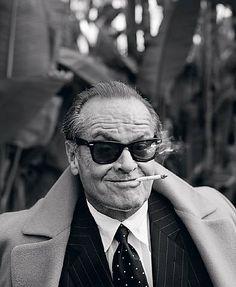 Jack Nicholson by Lorenzo Agius