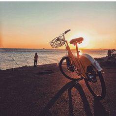 #sunset #biycycle #caddebostan #cycling #istanbul #turkey #turkiye #instaturkey #turkishfollowers #fotozamani #aniyakala #beautifuldestinations #instagram #igworldclub #theworldshotz #photooftheday #city #cityscape #travel #istanbul_hdr #takip #begeni #instalike #turkishfollowers by @cglrsrkc