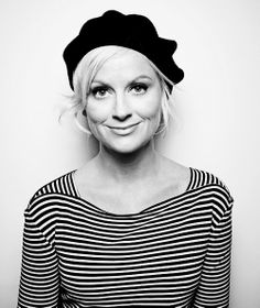 Amy Poehler Talks About Feminism, Friendship & Staying Away From Selfies, read the full article at Elle.