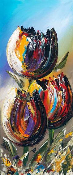 L'oeuvre d'art Tulips 1 - Gena