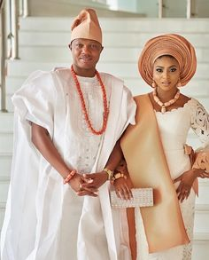 First Look: Stephanie Coker & Olumide Aderinokun's Traditonal Wedding #StephMiTiDe1617 – Tiwa Savage, Peace Hyde, Toke Makinwa, Ebuka and Cynthia Obi-Uchendu & More