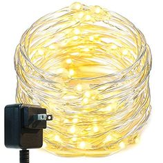 6 PCS Fairy String Lights Battery Operated 7.2ft(2.2M) 20 Leds YIHONG Firefly Micro String Lights Copper Wire For Wedding Centerpiece Thanksgiving Dinner Party Christmas Decoration,Crafting