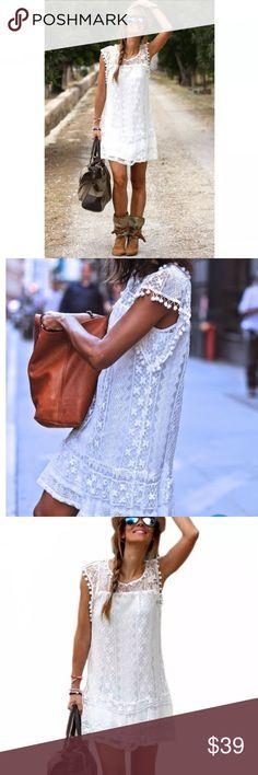 Beautiful summer dress New M-4 Dresses Mini