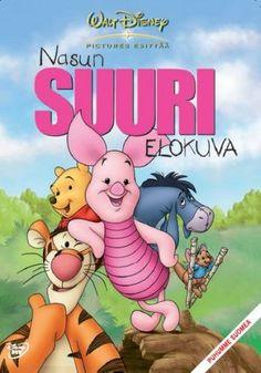 Nasun suuri elokuva DVD 9,95€