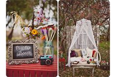 Cool Outdoor Party Ideas!