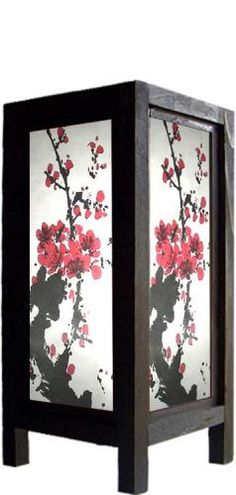 Quiet Sakura Lamp - $19.95