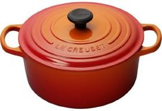 LE CREUSET Signature Enameled Cast-Iron 5-1/2-Quart Round French Oven Flame $187.46  1 DAY ONLY! ENTER 25% OFF COUPON CODE: PZB6K63O16 FREE SHIPPING * MONEY BACK GUARANTEE HAPPY MOTHER'S DAY! (Remember to Enter Coupon Code PZB6K63O16 at Checkout to receive your instant discount)