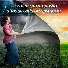 Dios tiene un propósito atrás de cada circunstancia