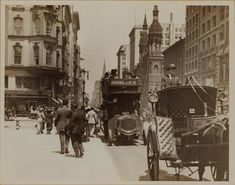 OldNYC shows 40,000 historical images from the New York Public Library's Milstein Collection on a map. Find photos of your apartment, work, or favorite park!