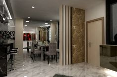 Stunning 3D Home Interior Help You design Dream House as You Wish: 3d Home Design Ideas With Beatiful Pattern ~ cuhosted.com Interior Inspiration