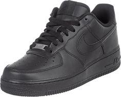 pretty nice 72fd0 cb6d6 Nike Air Force 1 Femme Youth noir Pas Cher