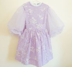 $20  http://www.rubylane.com/item/676693-CL52/Childs-Easter-Dress-Vintage-1960s