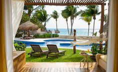 Excellence Riviera Cancun in Mexico - BEST resort ever! Adults only, all inclusive.