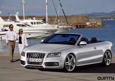 Audi S5 Cabriolet...one day!