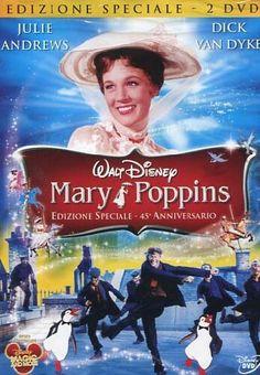 Mary Poppins (45° Anniversario) (SE) (2 Dvd): Amazon.it: Julie Andrews, Dick Van Dyke, Ed Wynn, Elsa Lanchester, Arthur Treacher, Reginald O...