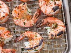 Garlicky Roasted Shrimp with Parsley and Anise - Cooks Illustrated