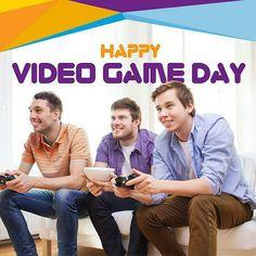 Happy #VideoGameDay!