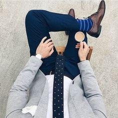 Shop our full collection of polka dot ties #ties #tiesdotcom #mensfashion