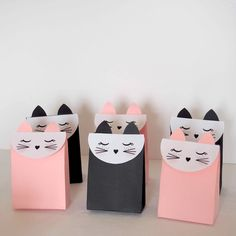 Meow it's time to party ! - The Best Cat Party Ideas Party Animals, Animal Party, Kitty Party, Cat Birthday, 2nd Birthday Parties, Birthday Ideas, Birthday Gifts, Birthday Quotes, Birthday Cake