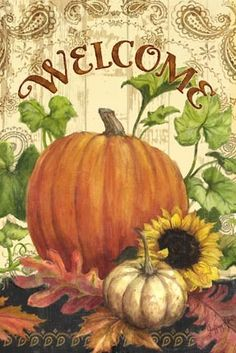 WELCOME and Have a wonderful day!