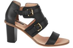 H&M Leather Sandal Shoes, $69.95 H&M Spring 2014