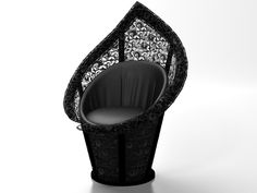 Lily Lace Chair