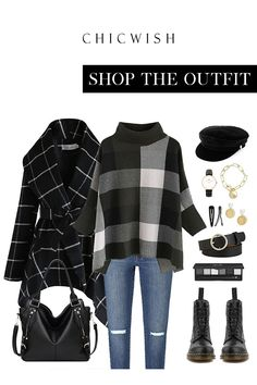 Fall Outfits, Stylish Winter Outfits, Casual Outfits, Cute Outfits, Fashion Outfits, Hourglass Outfits, Turtle Neck, Going Out Outfits, Fall Wardrobe